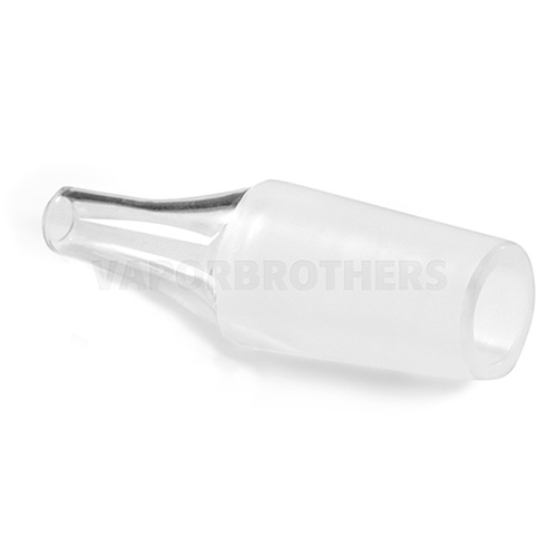 H2O Waterpipe Adapter, 19mm Straight Male ground glass adapter