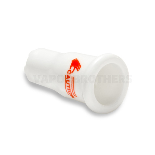 EZ Change Whip Ceramic Tip - Hands Free - 16mm vaporbrothers, whip tip, ceramic whip tip