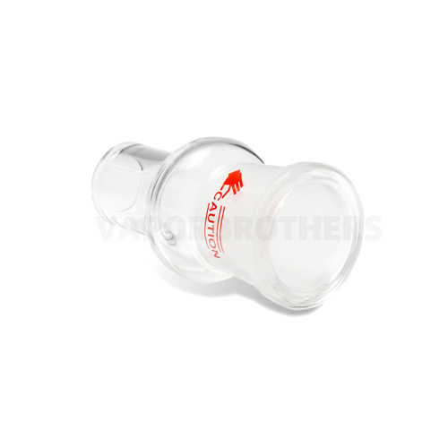 Non-Vaporbrothers EZ Change Whip Glass Tip for other vaporizer brands (Aftermarket, clones, other 19MM whip based vaporizers) - Hands Free - 18.8mm Aftermarket Size - Does not fit Vaporbrothers Vaporizers - 8031