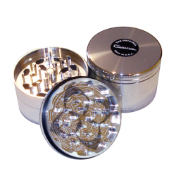 Cosmic Case Grinder - Large Triple Chamber