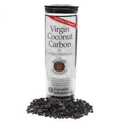 McFinns Activated Virgin Coconut Carbon Filter Material
