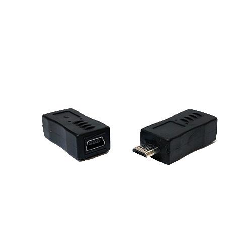 Mini to Micro USB adapter