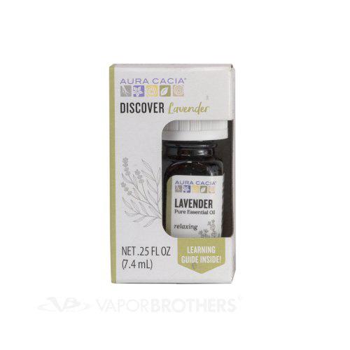 discover lavender essential oil