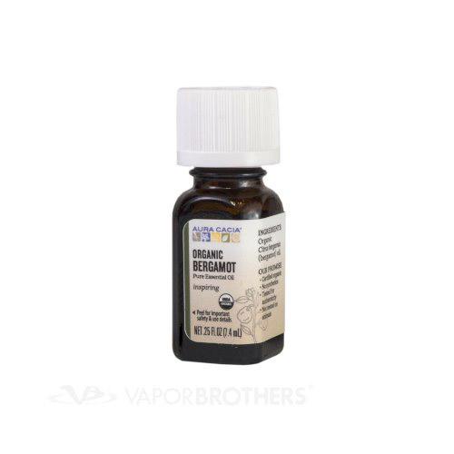 organic bergamont essential oil