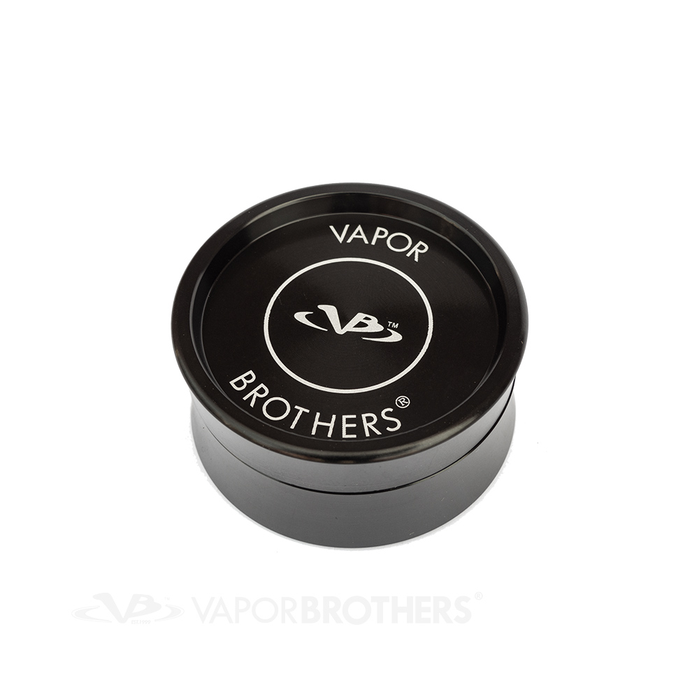 Vaporbrothers Shearing Teeth Grinder, 2 Piece 2.5 Inch